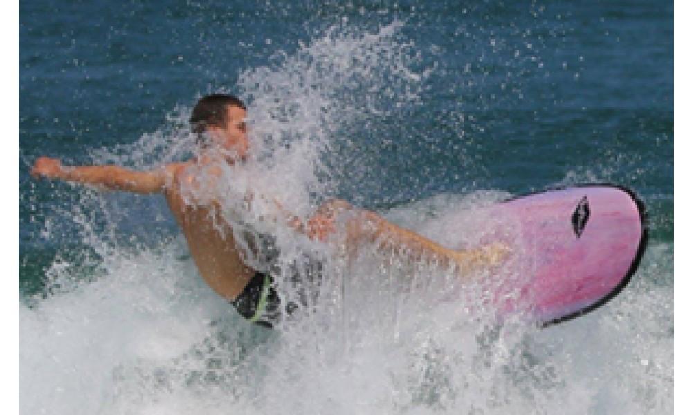 Waves - השכרת גלשן גלים ליחיד